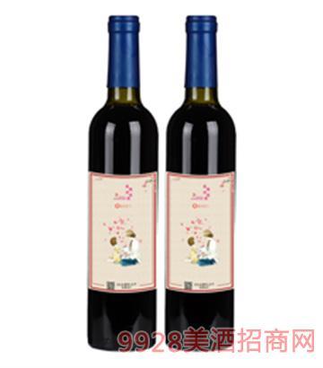 �{莓定制酒-喜宴