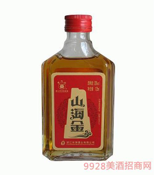 山海金酒35度125ml