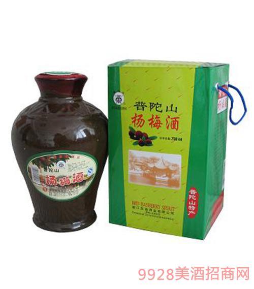 普陀山杨梅酒750ml