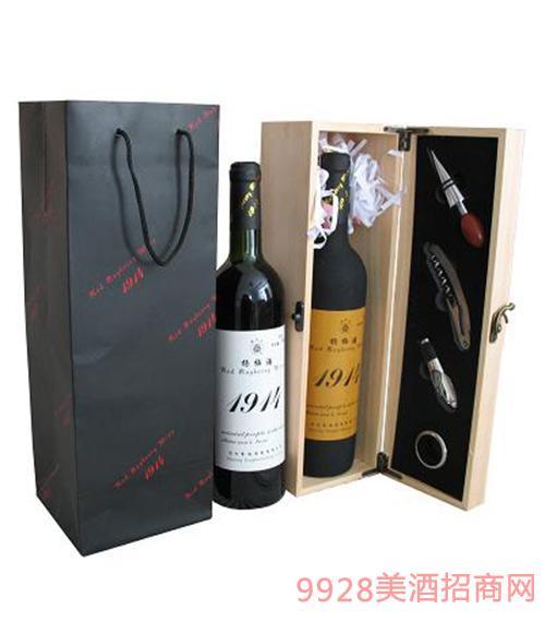 1914普陀山杨梅酒
