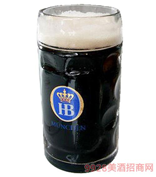 HB啤酒黑啤酒