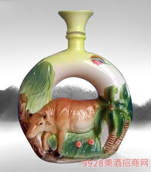 亳州坛子酒(牛气冲天)