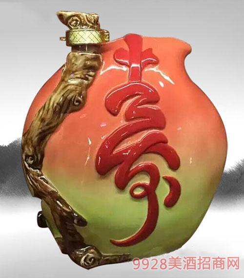 亳州坛子酒(寿比南山)