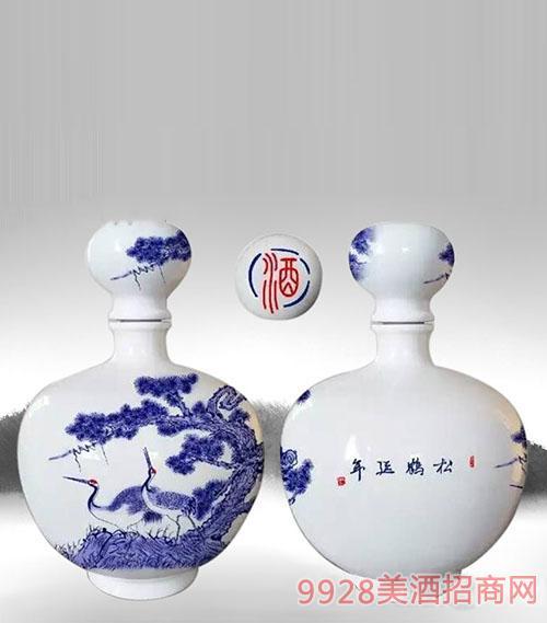 亳州坛子酒(松鹤延年)