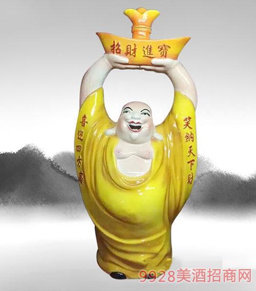 亳州坛子酒(招财进宝)