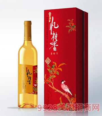 忆桂香酒喜临门750ml单支礼盒