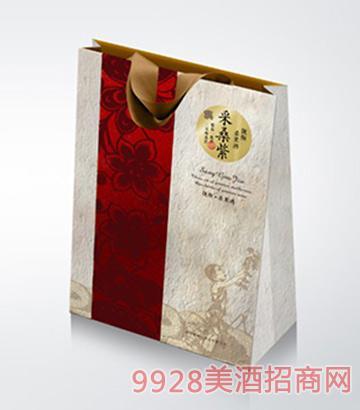 采桑紫桑果酒靓颜750mlx2手袋