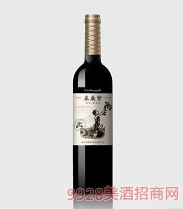 采桑紫桑果酒靓颜(单瓶)375ml