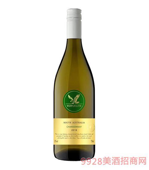 禾富金鹰天使干白葡萄酒