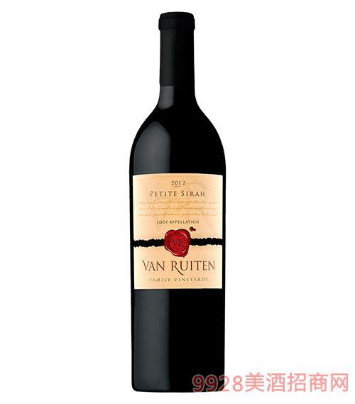 唯爱小西拉干红葡萄酒