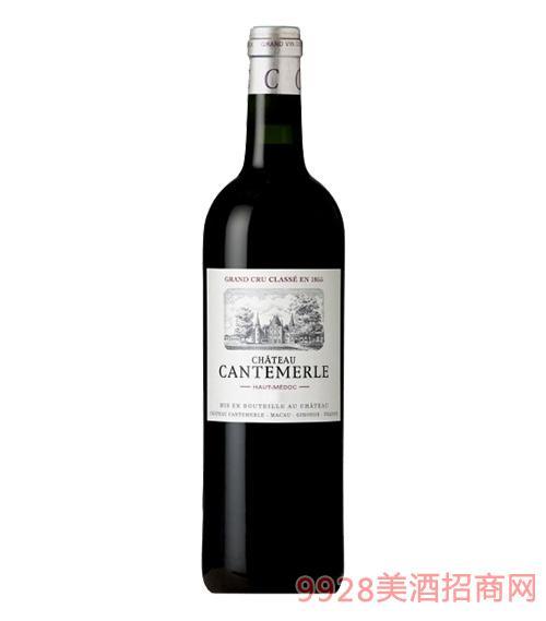 法国佳得美红葡萄酒