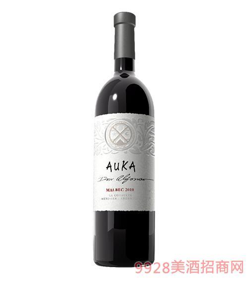 阿根廷奥加阿丰素特选红葡萄酒