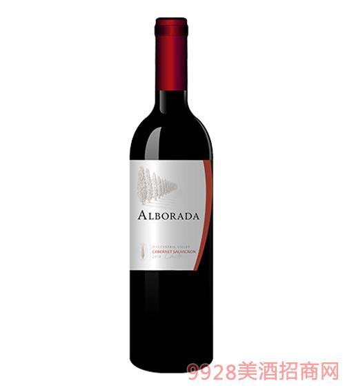 智利金柏赤霞珠红葡萄酒
