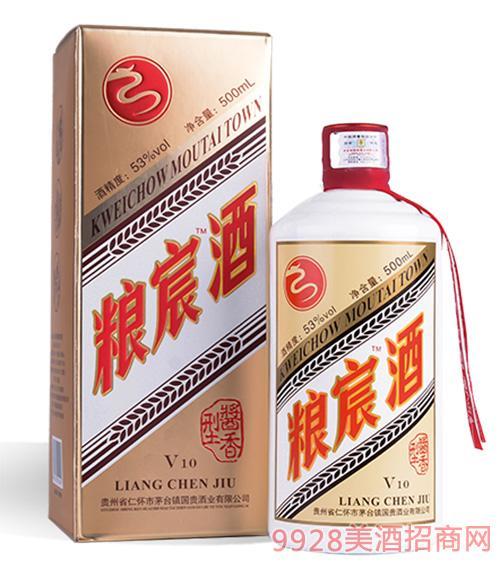 粮宸酒V10