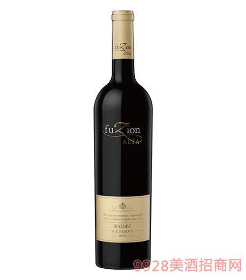 阿根廷融匯酒莊馬爾貝克特釀珍藏紅葡萄酒