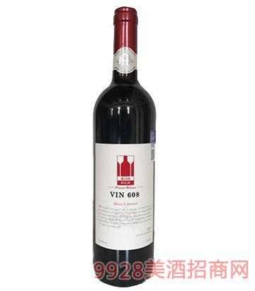 奔富酒园私人臻选VIN608干红葡萄酒13度750ml