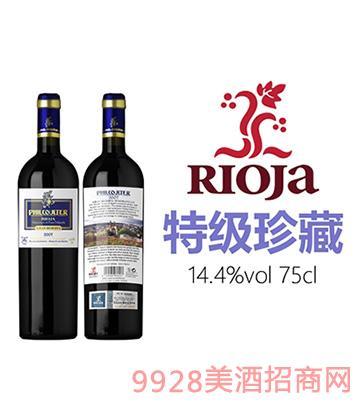 菲·库尔特干红葡萄酒2007