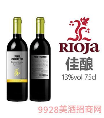 菲·库尔特干红葡萄酒2016