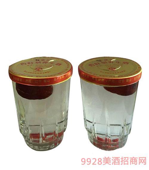 杏旺泉口杯酒42度二两半