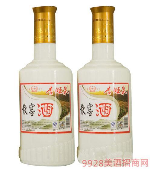杏旺泉散窖酒