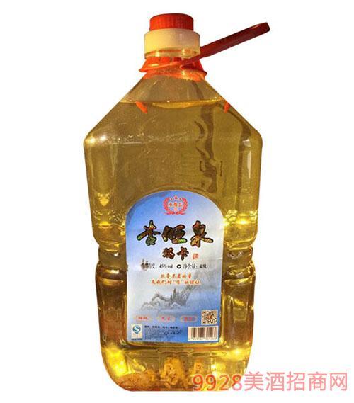 永难忘杏旺泉玛卡酒45度9斤
