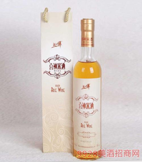 喜神米酒瓶装