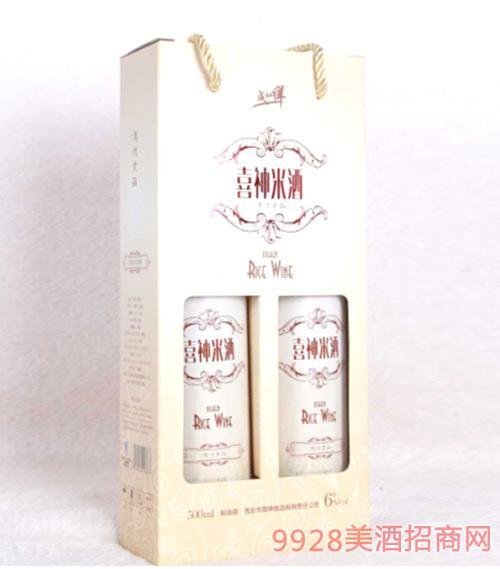 喜神米酒礼盒装