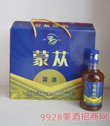 蒙苁露酒130ml-盒装