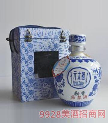 元太祖勒香原浆酒