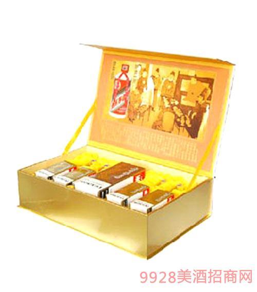 二套盒装(金砂)茅台酒