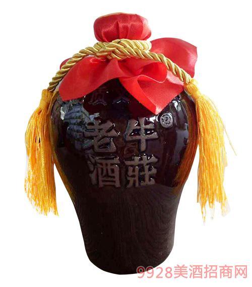 牛莊老酒一斤坛子酒