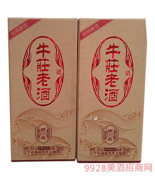 牛莊老酒珍品38度500ml