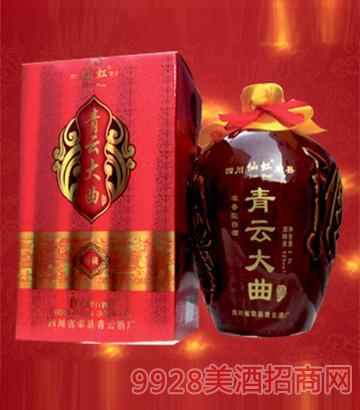 青云大曲酒(优级)