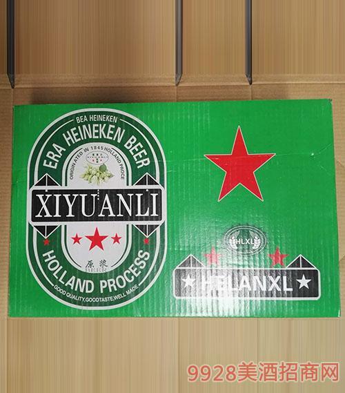 原浆啤酒箱