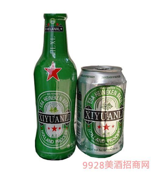 原浆啤酒组合