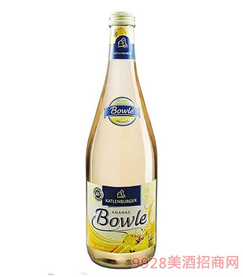 凯伦博格波列系列菠萝味水果配制酒