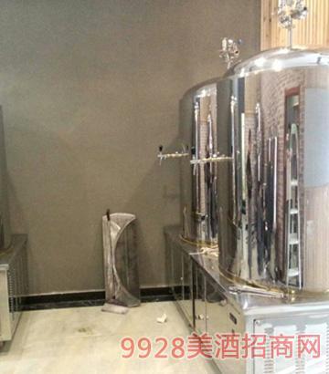 500L一拖三发酵设备