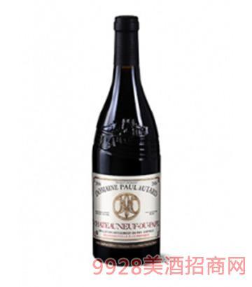 勃西城堡酒庄教皇新堡2006干红葡萄酒