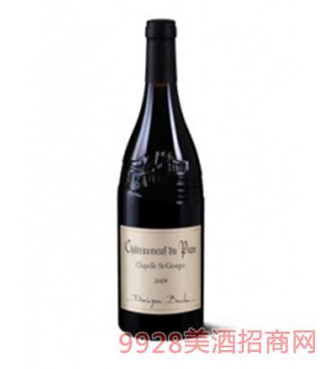 勃西城堡酒庄教皇新堡2009干红葡萄酒