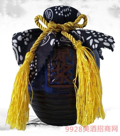 金淳景德镇陶瓷·原浆(黄带)酒