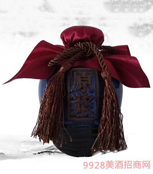金淳景德镇陶瓷·原浆(红布)酒