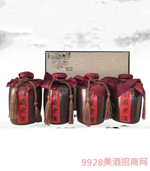 金淳景德镇陶瓷·私藏老酒