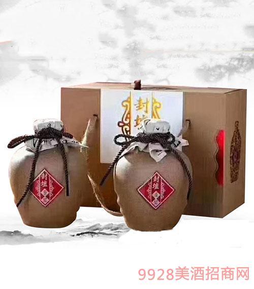 金淳封坛原浆酒
