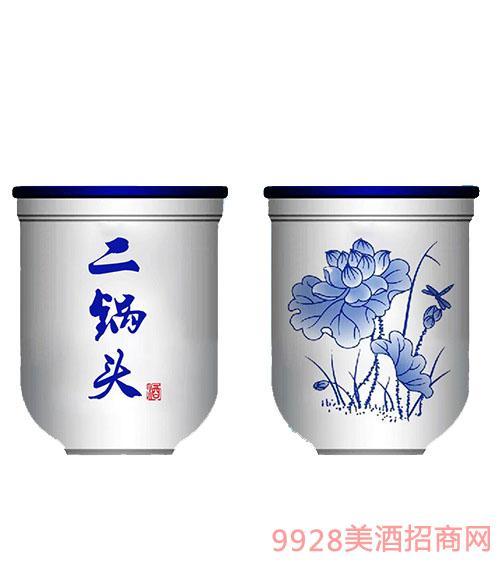 口杯酒·二锅头(荷)