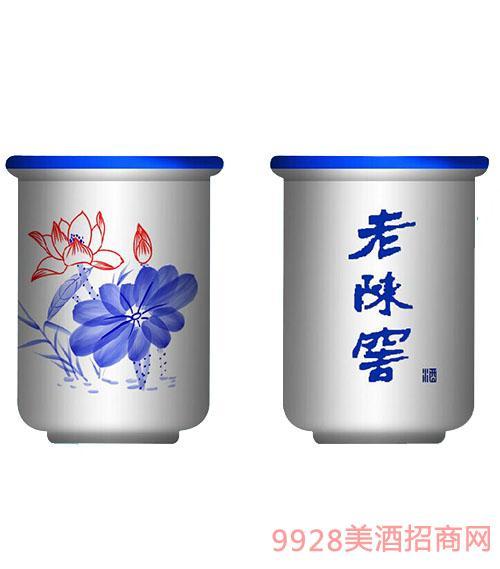 口杯酒·老陈窖酒(荷花)酒