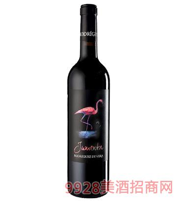 乌万达红葡萄酒