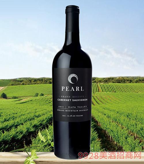 明珠葡萄园春山地区赤霞珠干红葡萄酒2011