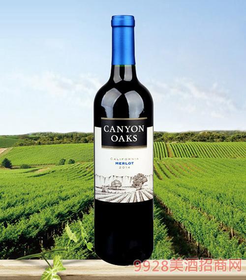 峡谷橡树葡萄酒