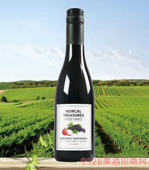 北加宝藏洋葱葡萄酒