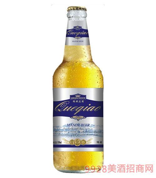 鹊桥庄园夜场啤酒330ml